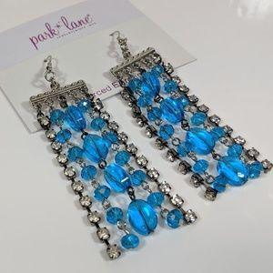 Park Lane Blue Malibu Earrings